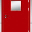 Jasa Fire Door Merah