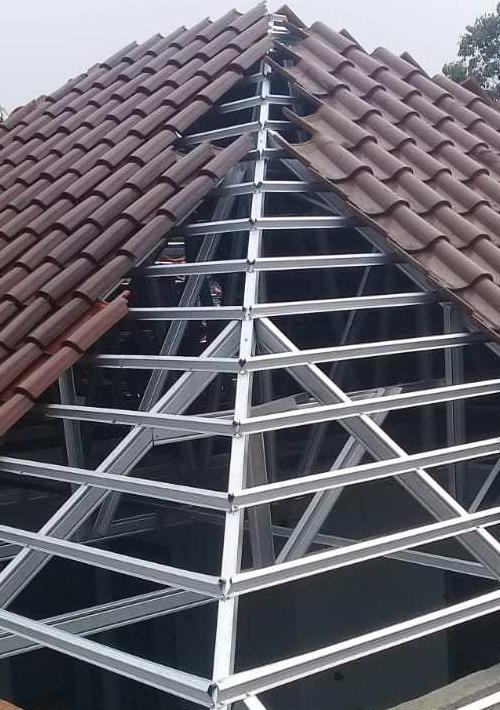 pemborong atap baja ringan pasuruan murah