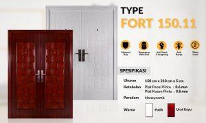 Metal Door FORT TYPE 150.11