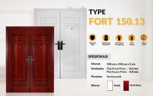 Metal Door FORT TYPE 150.13