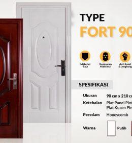 Metal Door FORT TYPE 90.10