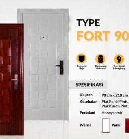 Metal Door FORT TYPE 90.11
