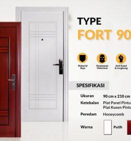 Metal Door FORT TYPE 90.13
