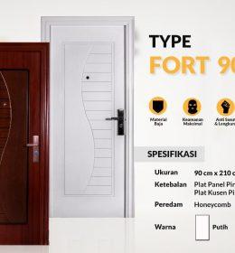 Metal Door FORT TYPE 90.14
