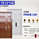 Metal Door PRIME TYPE 120