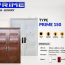 Metal Door PRIME TYPE 150