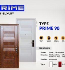 Metal Door PRIME TYPE 90